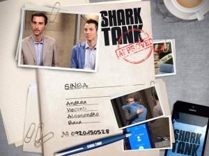 Andrea Visconti, Sinba, Shark Tank